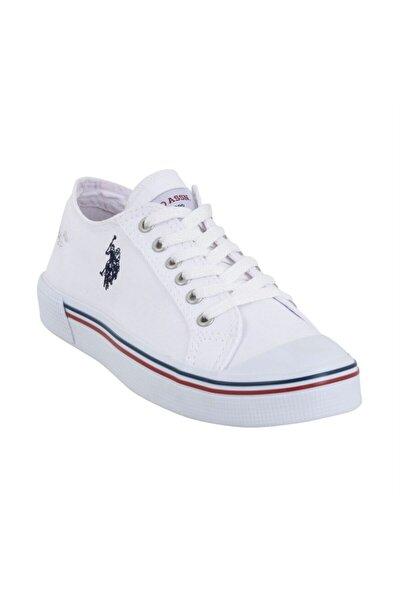 U.s.polo Assn. Ayk Penelope Kadın Casual Ayakkabı Beyaz