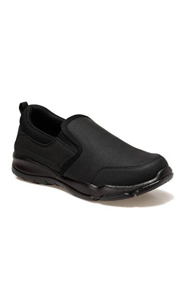 LIPONIS WMN PU Siyah Kadın Comfort Ayakkabı 100566326