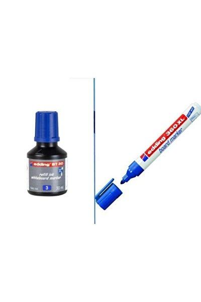 Bt30 Tahta Kalemi Mürekkebi+360xl Doldurulabilir Tahta Kalemi