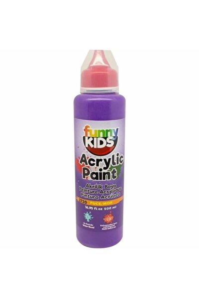 Funny Kids Akrilik Boya 500ml - 2720 Mor