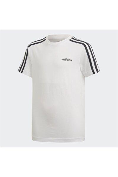 YB E 3S TEE Beyaz Erkek Çocuk T-Shirt 101069002