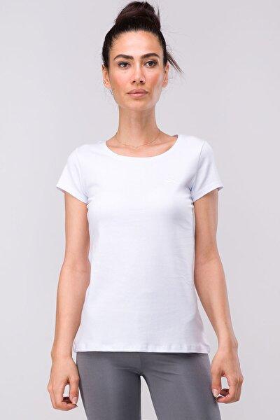 Sıena Kadın T-shirt Beyaz