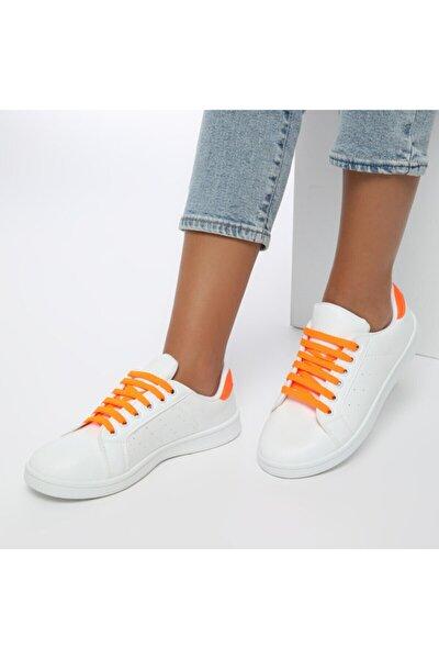 315600.Z Turuncu Kadın Sneaker Ayakkabı 100508134