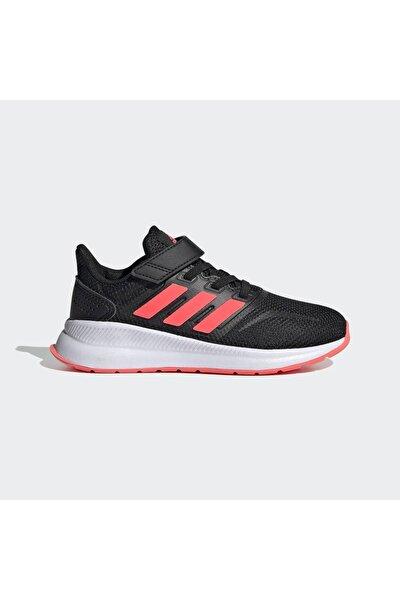 RUNFALCON C Siyah Kız Çocuk Koşu Ayakkabısı 100663763