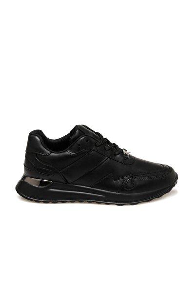 20K-856 Siyah Kadın Spor Ayakkabı 100584236