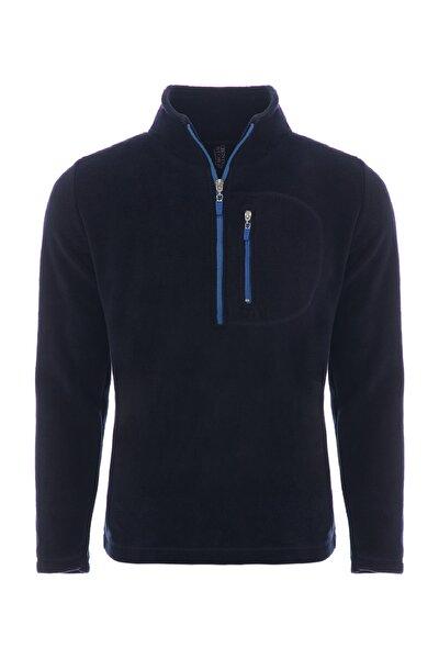 Store Erkek Polar Yarım Fermuarlı Tactical (Trend Ürün)