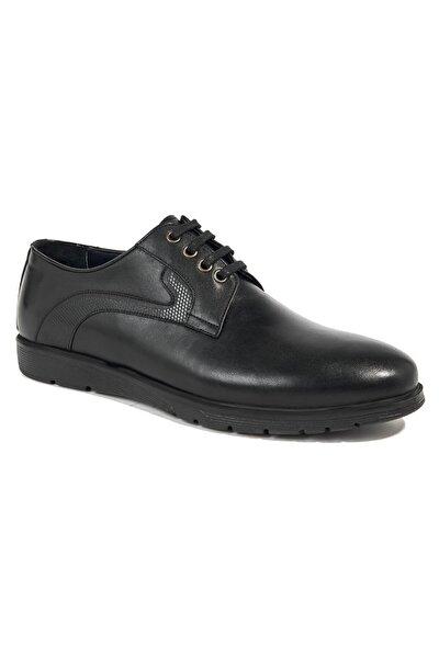 Garlan Erkek Günlük Deri Ayakkabı