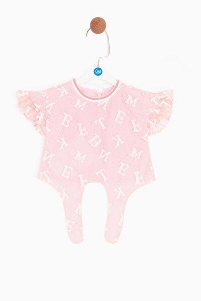 Kız Bebek Pembe Bluz
