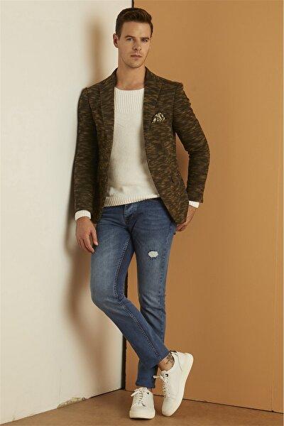 044 Slim Fit Mavi Jean Pantolon