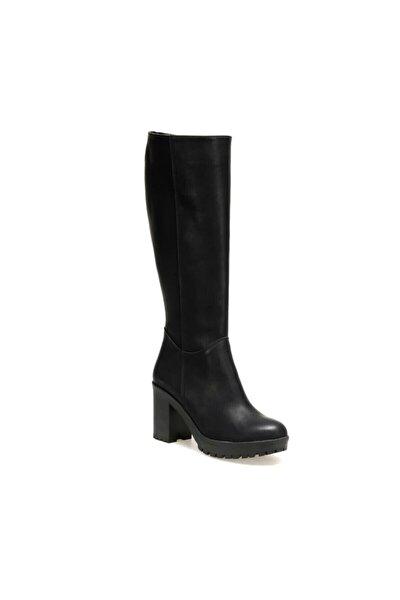 19K-407 Siyah Kadın Çizme 100440294