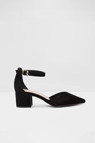 Zulıan-tr - Siyah Kadın Topuklu Ayakkabı