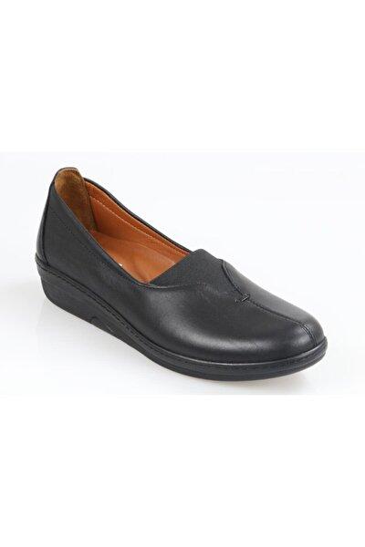 Anatomik Deri Bayan Günlük Ayakkabı