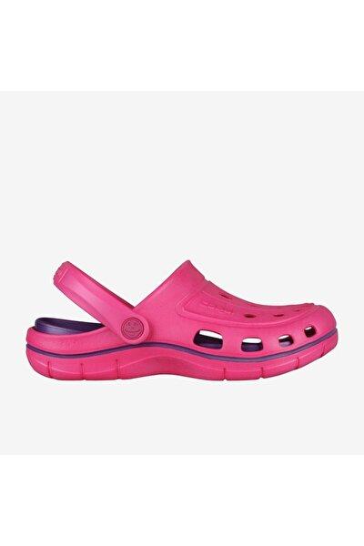 6352 Jumper Kadın Terlik- Sandalet Pembe-36
