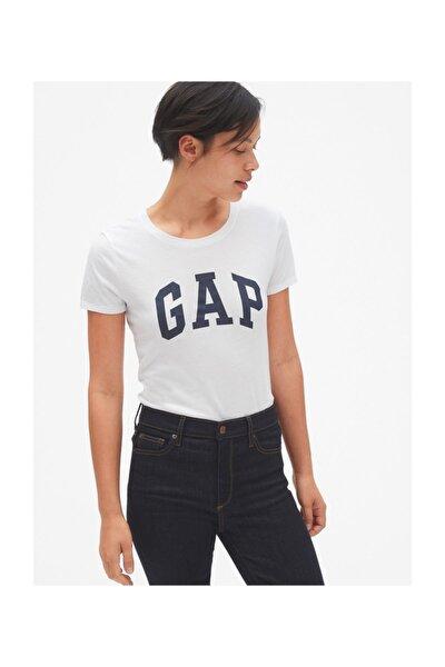 Kadın Logo Kısa Kollu T-shirt