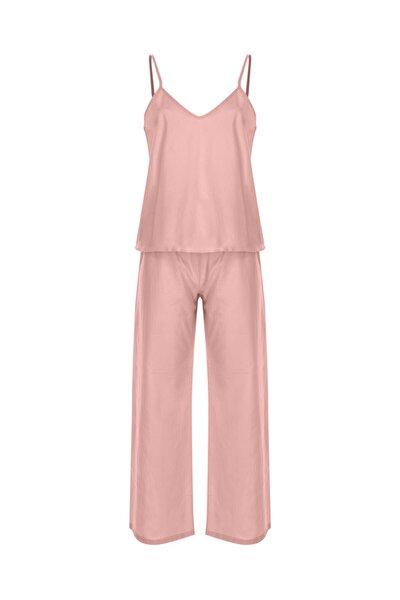 Pijama Alt - Askılı Üst Takım