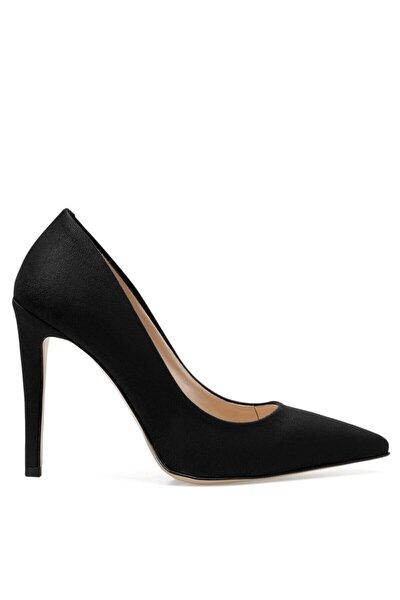 UMTE Siyah Kadın Topuklu Ayakkabı 100663911