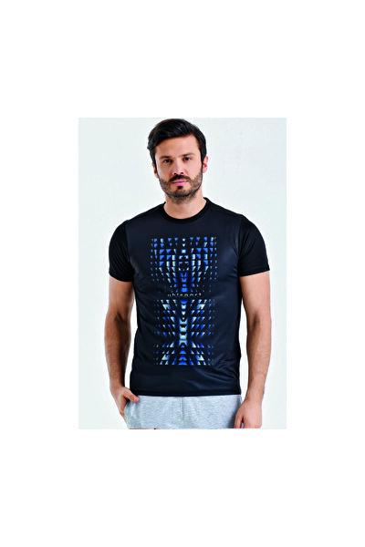 Erkek Günlük T-shirt Place M 3201130