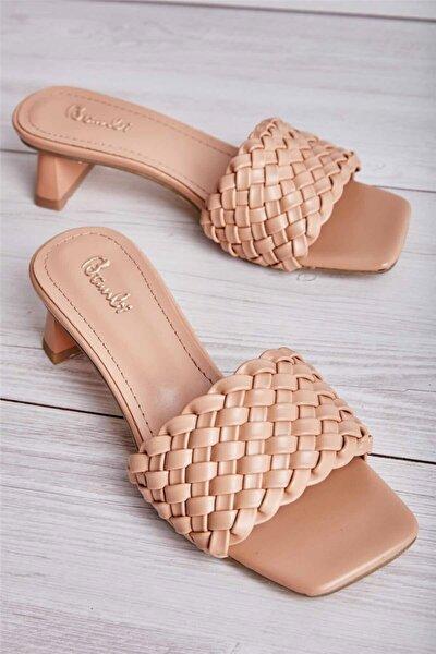 Bej Kadın Sandalet L0533001309