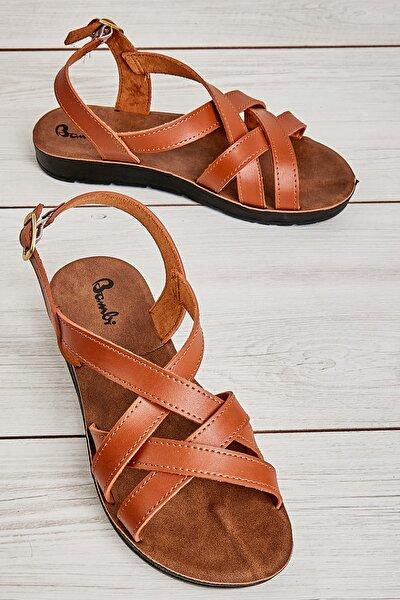 Taba Kadın Sandalet L0642111209