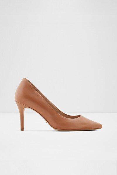 Coronıtıflex - Taba Kadın Topuklu Ayakkabı
