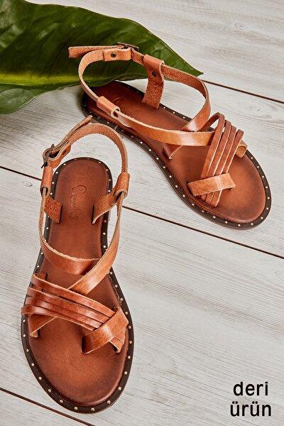 Taba Kadın Sandalet L0685262303