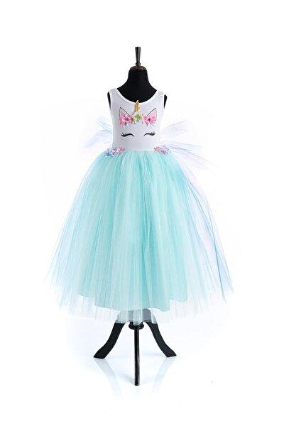 Unicorn Elbise Rita Mint Flw