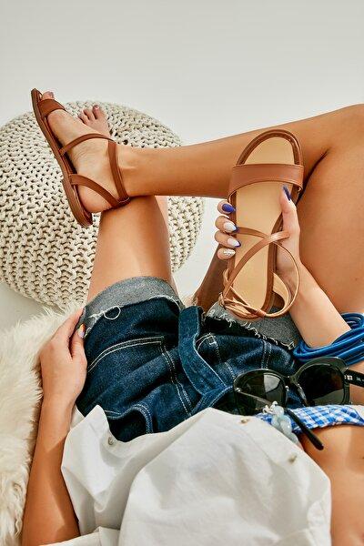 Taba Kadın Sandalet L0652071109