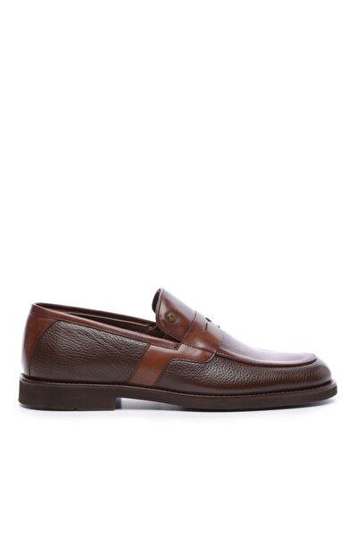 Erkek Derı Loafer Ayakkabı 183 13907 Ev Erk Ayk Sk 19-20
