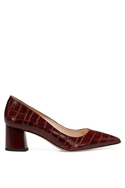 RUBINA2 Bordo Kadın Topuklu Ayakkabı 100582099