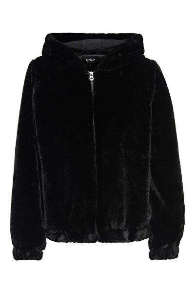 Onlmalou Faux Fur Hood Jacket Cc Otw