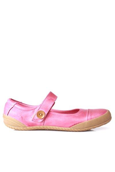313005 921 Kadın Pembe Günlük Büyük Numara Ayakkabı