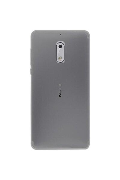 3 Kılıf Soft Silikon Şeffaf-siyah Arka Kapak