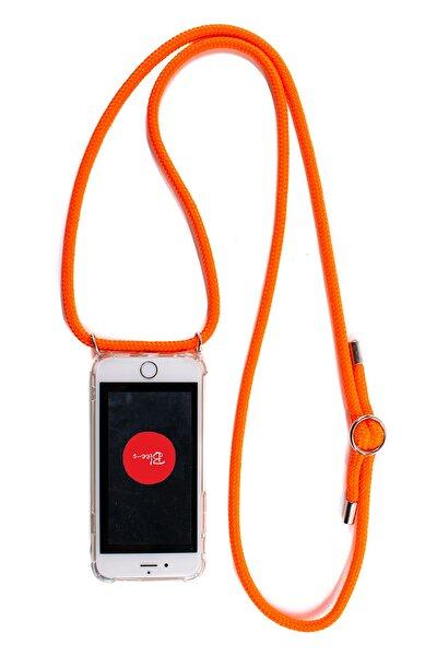 Iphone 11 Pro Max Ip Askılı Silver Aksesuarlı Cep Telefonu Kılıfı-caprı