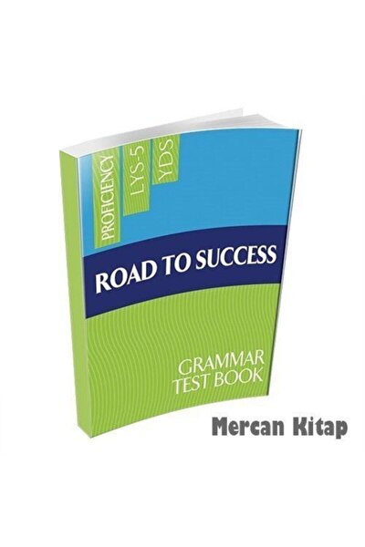 Yds Lys 5 Road To Success Grammer Test Book