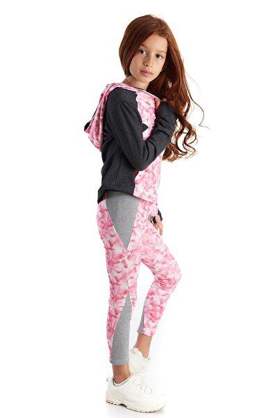Kız Çocuk Shirley Marble Sports Sweatshirt