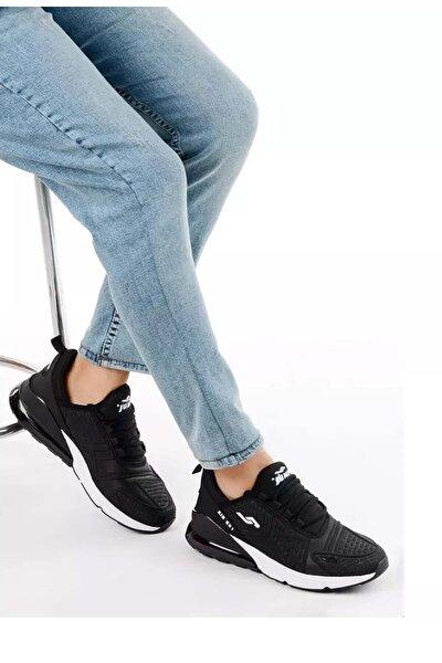 24883 Air Taban Erkek Spor Ayakkabı - Siyah