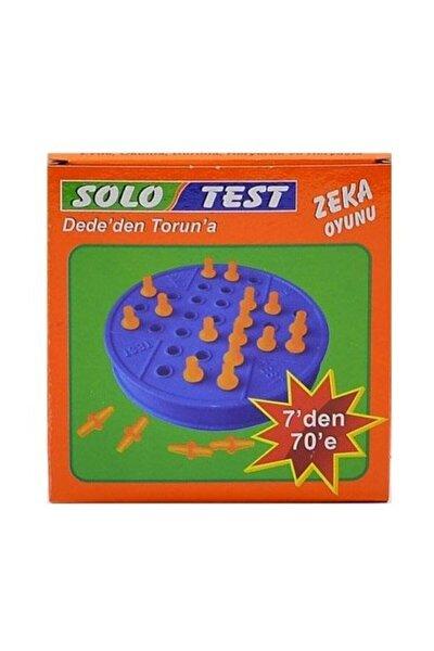 Oyuncak Solo Test