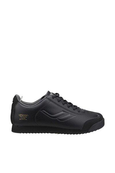 Erkek Siyah Winner Sneaker Ayakkabı