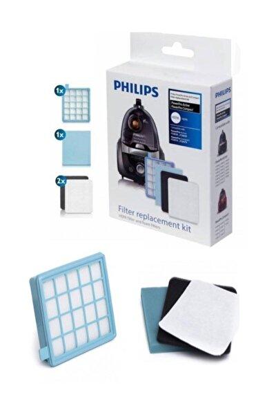 Phılıps Fc 9323/07 Powerpro Compact Hepa Filtre Seti