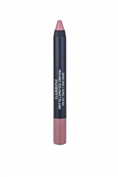 Mat Ruj - Matte Lipstick Crayon 02 8696814090027