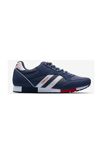 Boston Lacivert Erkek Sneaker Ayakkabı