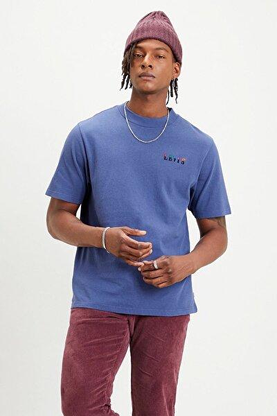 Erkek Lacivert T Shirt 86823