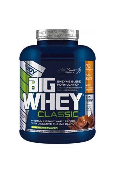 Bigjoy Big Whey Classic 2310 gr Çikolata Aromalı Protein Tozu