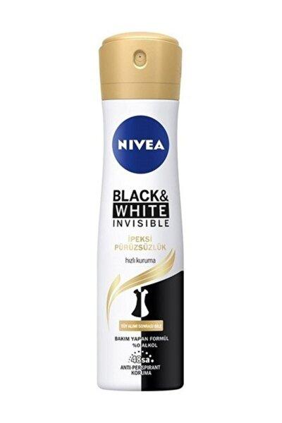 B&w Invisible Ipeksi Pürüzsüzlük Sprey Deodorant 150 ml