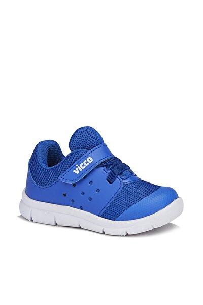 Mario Erkek Bebe Saks Mavi Spor Ayakkabı