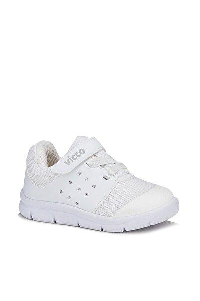 Mario Unisex Çocuk Beyaz Spor Ayakkabı