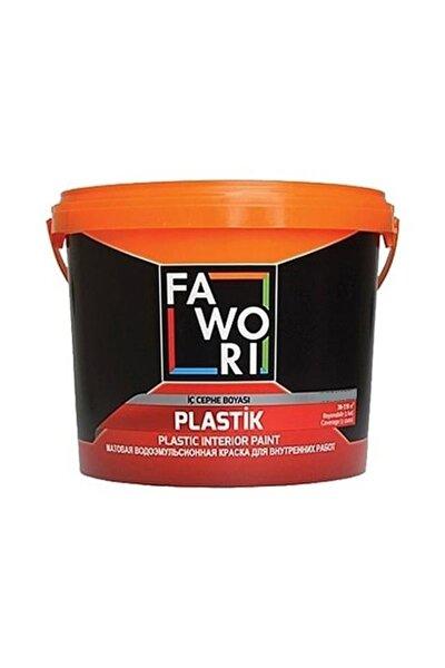 Plastik Iç Cephe Duvar Boyası 10 Kg Renk:füme