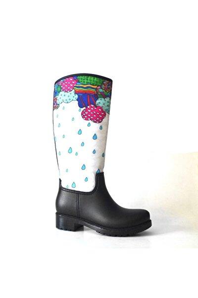 Uzun Yağmur Çizmesi -cloudly