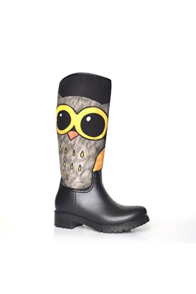Uzun Yağmur Çizmesi-owlala