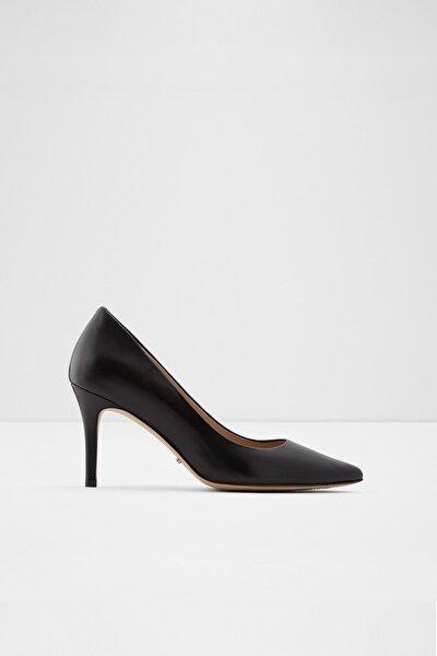 Coronıtıflex - Siyah Kadın Topuklu Ayakkabı